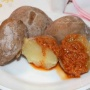 patatas con mojo pincón - Paso 1 de la receta