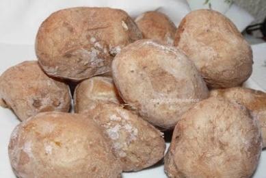 patatas con mojo pincón