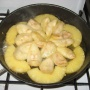 Tatin de pera y piña - Paso 2 de la receta