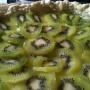 Tarta de hojaldre con kiwi (y crema pastelera) - Paso 3 de la receta