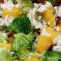 Arroz con Brócoli y pasas - Paso 2 de la receta