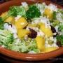 Arroz con Brócoli y pasas - Paso 3 de la receta