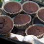 magdalenas de chocolate - Paso 8 de la receta