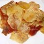 Tumbet de patatas, berenjenas y tomates - Paso 2 de la receta
