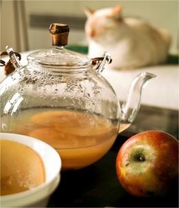 Infusión de Manzana y Canela