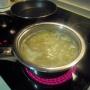 Pasta fresca con nueces - Paso 1 de la receta