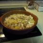 Champiñones con patatas - Paso 6 de la receta