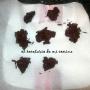Rocas de chocolate - Paso 3 de la receta