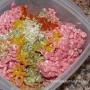 Especial Navidad:Albóndigas rellenas de ciruela - Paso 2 de la receta