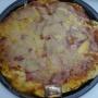 PIZZA DE JAMÓN YORK Y QUESO - Paso 1 de la receta