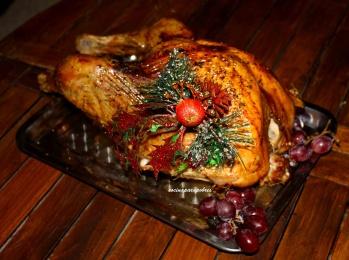 Especial Navidad: Pavo relleno