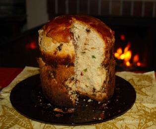 Especial Navidad:Panettone