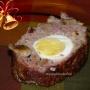 Especial Navidad: Arrollado de carne picada - Paso 3 de la receta