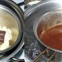 Muffins de chocolate - Paso 1 de la receta