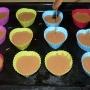 Muffins de chocolate - Paso 3 de la receta