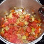 Caldereta de ternera con arroz - Paso 1 de la receta