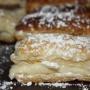 Mil hoja de crema y chocolate con menta - Paso 1 de la receta