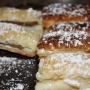 Mil hoja de crema y chocolate con menta - Paso 6 de la receta