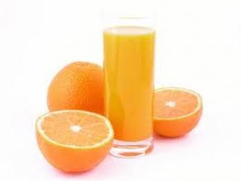 Fruta: Zumo de naranja