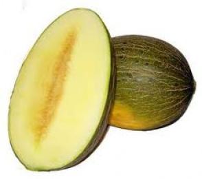 Fruta: 2 rodajas de melón