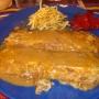 Espárragos rellenos de salsa de oricios - Paso 8 de la receta