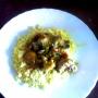Cuscús con pollo a la hierbabuena - Paso 1 de la receta