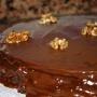 Tarta de chocolates y nueces para mama - Paso 1 de la receta