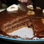 Tarta de chocolates y nueces para mama - Paso 3 de la receta