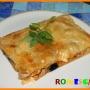 Empanada de hojaldre rellena de bonito y mejillones - Paso 1 de la receta