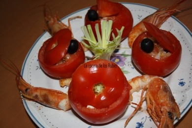 Tomates marineros