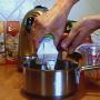 Flan de café - Paso 3 de la receta