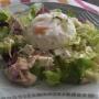 ensalada gourmet con huevo - Paso 6 de la receta