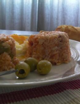 pastelitos de arroz