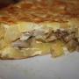 Tortilla de  Patatas rellena  - Paso 3 de la receta