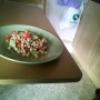 Ensalada de garbanzos - Paso 5 de la receta