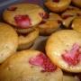 magdalenas de frambuesa - Paso 6 de la receta