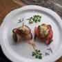 láminas de berenjena con queso semicurado montesinos - Paso 1 de la receta