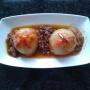 Cebollas rellenas de bonito - Paso 1 de la receta