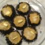 Canapé navideño: Erizos gratinados al cava - Paso 5 de la receta
