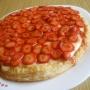 Tarta de fresas - Paso 6 de la receta