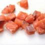 Salmón fresco con espinacas y aceite de oliva virgen extra Ybarra - Paso 2 de la receta