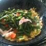 Verduras salteadas con bacon  - Paso 4 de la receta