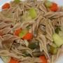Espirales ecológicas con verduras - Paso 3 de la receta