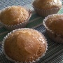 magdalenas de naranja - Paso 5 de la receta