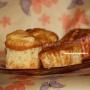 Muffins de manzana y limóm - Paso 1 de la receta