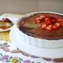Flan de Fresa - Paso 1 de la receta
