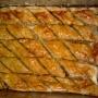 Baklava con frutos secos y miel - Paso 3 de la receta
