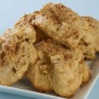 Galletas de manzana con canela - Paso 1 de la receta