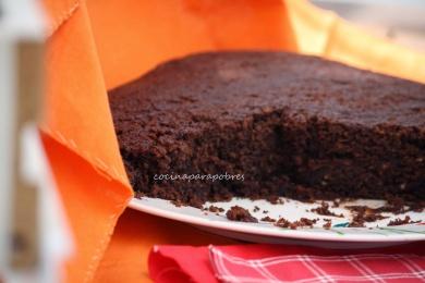 Tarta de chocolate Familiar
