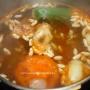 Potaje de  judías blancas - Paso 2 de la receta